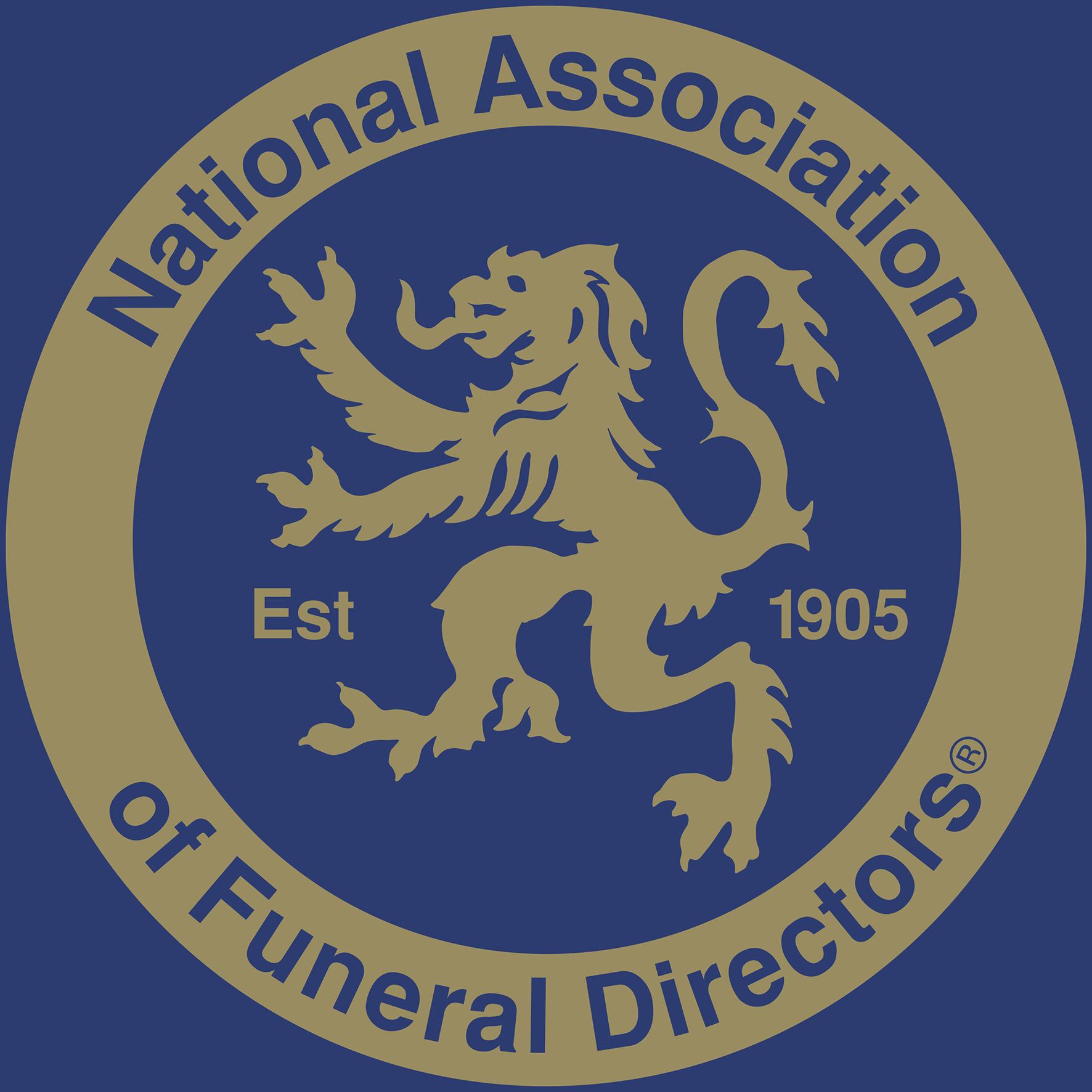 nafd-logo Ruby Funerals Lee On The Solent Gosport Female Funeral Directors